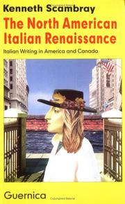 The North American Italian Renaissance by Kenneth Scambray