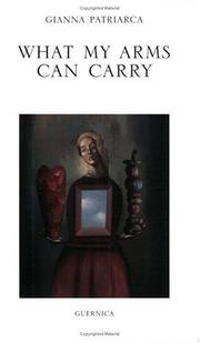 Cover of: What my arms can carry