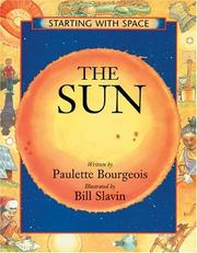 Cover of: The Sun (Starting with Space) | Paulette Bourgeois