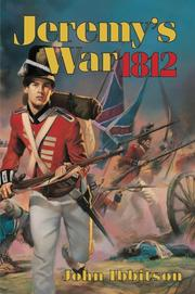 Cover of: Jeremy's war: 1812