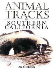 Cover of: Animal Tracks of Southern California (Animal Tracks Guides)