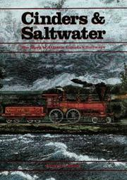 Cover of: Cinders & saltwater