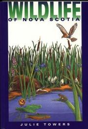 Cover of: Wildlife of Nova Scotia