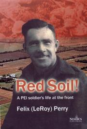 Cover of: Red soil