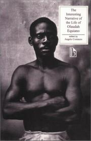 Cover of: Interesting Narrative of the life of Olaudah Equiano (Broadview Literary Texts (BLT))