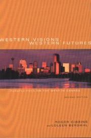 Cover of: Western visions, western futures