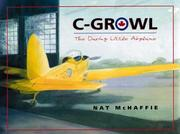 Cover of: C-Growl | Nat McHaffie