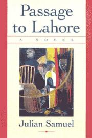 Cover of: Passage to Lahore