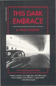 Cover of: This Dark Embrace | Paul Stuewe
