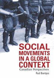 Social Movements in a Global Context: Canadian Perspectives