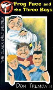 Cover of: Frog Face and the three boys