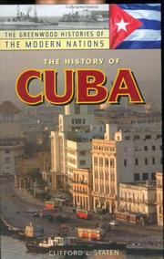 The history of Cuba