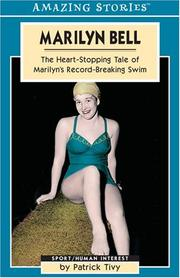 Cover of: Marilyn Bell