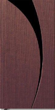 Cover of: Designer Wraps Ribbed Burgundy Slim Lined (Designer Wraps Collection) | The Paperblanks Book Company