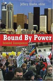 Cover of: Bound by Power | Jeffery Klaehn