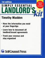Simply Essential Landlords Kit