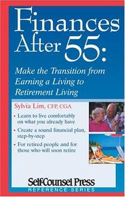 Cover of: Finances After 55