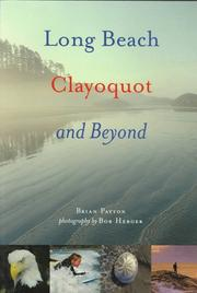 Cover of: Long Beach, Clayoquot and Beyond