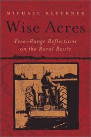 Cover of: Wise acres