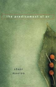 Cover of: The predicament of or