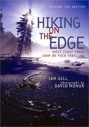 Cover of: Hiking on the Edge | Ian Gill