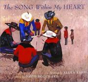 Cover of: The Song Within My Heart | David Bouchard