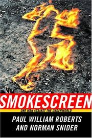 Cover of: Smokescreen | Paul William Roberts