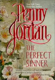 Cover of: The Perfect Sinner