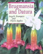 Cover of: Brugmansia and Datura | Ulrike Preissel
