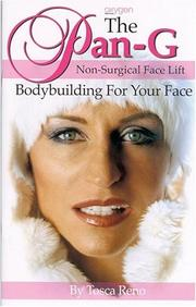 Cover of: The Pan-G Non-Surgical Face Lift