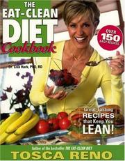 Cover of: The Eat-Clean Diet Cookbook
