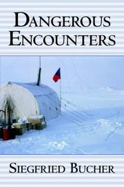 Cover of: Dangerous Encounters