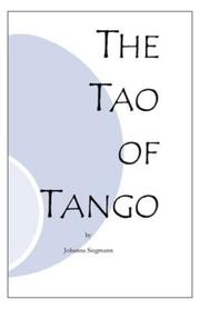 Cover of: The Tao of Tango