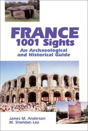 Cover of: France, 1001 sights