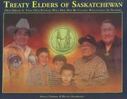 Cover of: Treaty elders of Saskatchewan