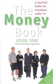 Cover of: The Money Book | Kevin Cork