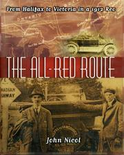Cover of: The all-red route | John D. Nicol