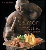 Cover of: Salmon House on the Hill Cookbook