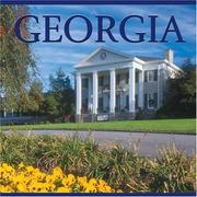 Cover of: Georgia | Tanya Lloyd Kyi