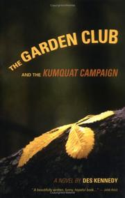 Cover of: The Garden Club