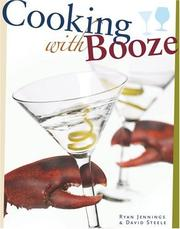 Cover of: Cooking with booze