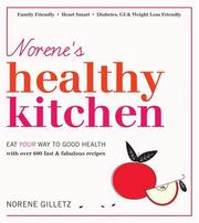 Cover of: Norene's Healthy Kitchen