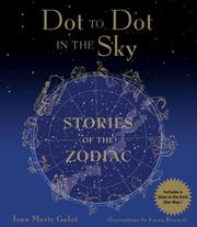 Cover of: Stories of the Zodiac (Dot to Dot in the Sky Series)