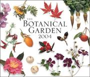 Cover of: The Botanical Garden 2004 |