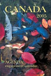 Cover of: Canada Engagement 2005 |