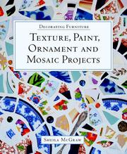 Decorating Furniture by Sheila McGraw