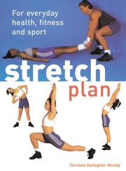 Cover of: Stretch plan