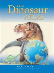Cover of: The Dinosaur Atlas | Don Lessem