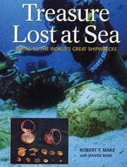 Cover of: Treasure lost at sea | Robert F. Marx