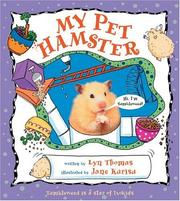 Cover of: My Pet Hamster